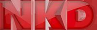 Logo von NKD mit Claim